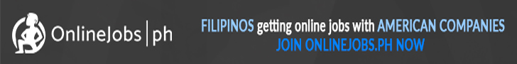 OnlineJobs.ph Banner 728x90